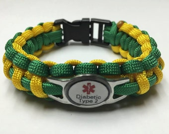 Diabetic Medical Alert Bracelets