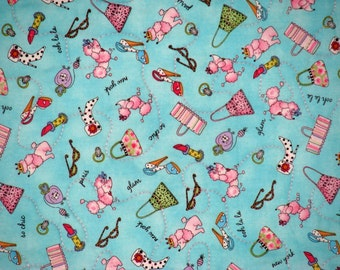 Pink Poodles - A Pretty Quilt For Girls!