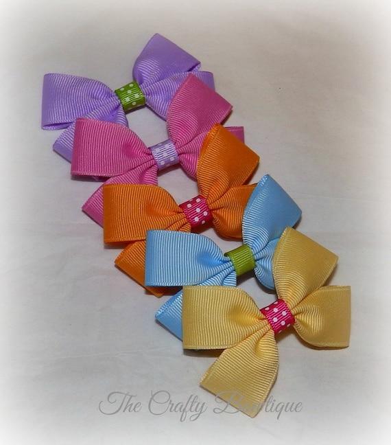 baby bows starter set baby shower gift set hair bow assortment