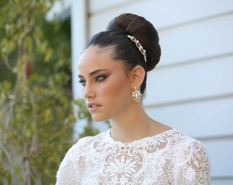 Bridal Jewelry,  Wedding earrings, pearl earrings
