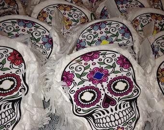 1 Small Skull Pinata for your fiesta!