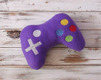 Baby Toy, Video Game Controller, Toddler, Plush Toy, Pretend Play