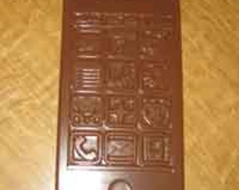 Cell Phone Chocolate Mold
