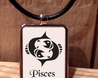 Zodiac Pisces Necklace