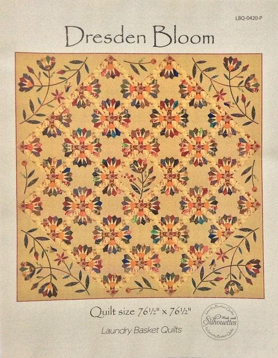Dresden Bloom Quilt Pattern Edyta Sitar Laundry Basket : edyta sitar quilt patterns - Adamdwight.com