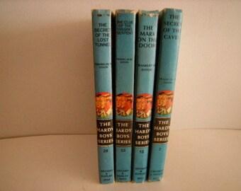 books-hardy boys-children's library-adventures-child's room-