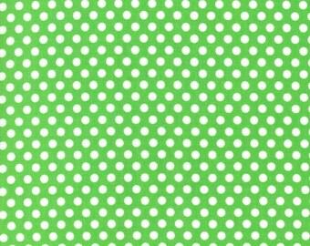 Michael Miller Kiss Dots-Mint