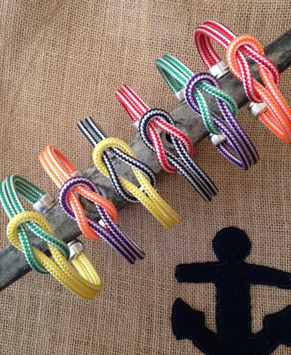 Favoloso Bracciale in corda nautica Sailwinds Bracciale collezione EG66