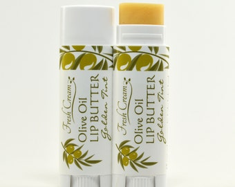 Gold Shimmer LIP BUTTER, all natural, rich and cream!