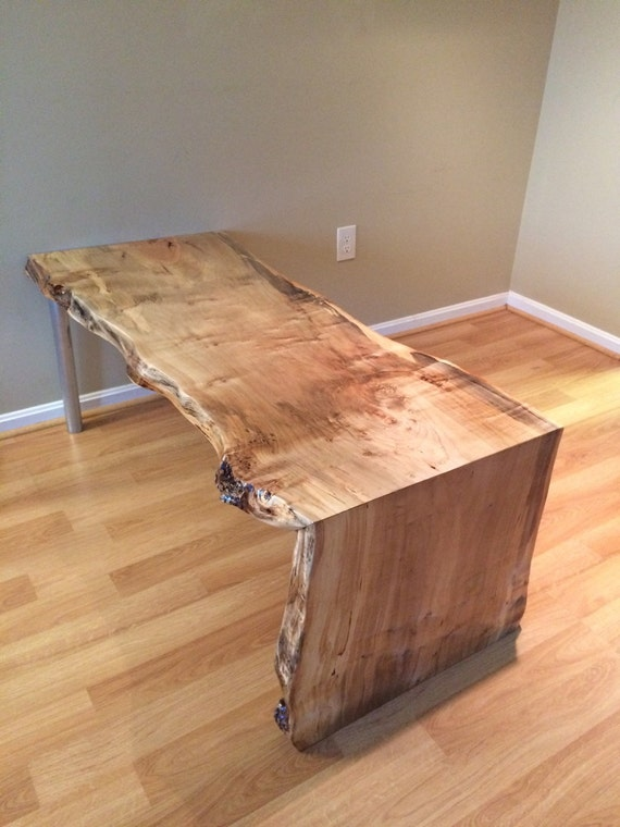 Items Similar To Live Edge Coffee Table Dining Table