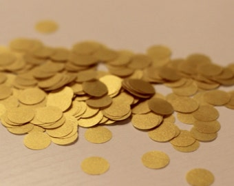 Gold Confetti Package