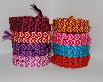 Hearts Bracelets - Pairs