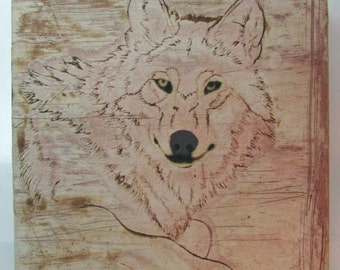 Rustic Wolf