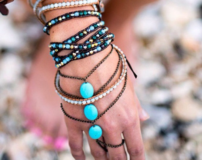 Featured listing image: Funky Festival Hand Jewellery