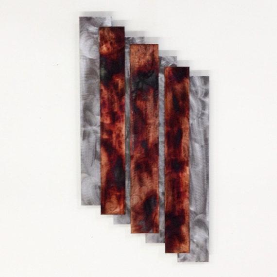 Copper Wall Art Home Decor ~ Items similar to handmade metal wall home decor copper
