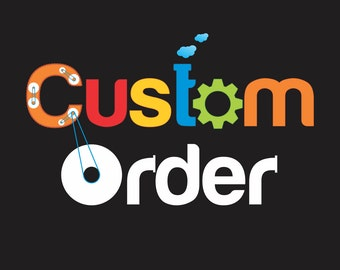Custom Print Order For DreamMachine Prints