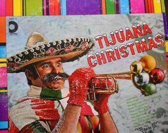 Tijuana Christmas- The Border Brass - vinyl record