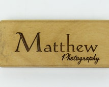 NAME TAG Badges Magnetic CUSTOM Personalized Engraved