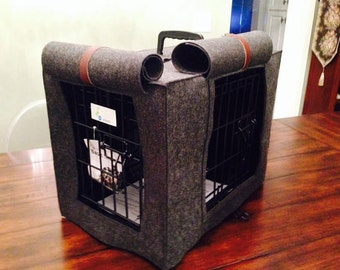 Dog Crate Cover (M)