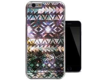 Navajo iPhone 6 Case Galaxy Aztec iPhone 5 5s Case Nebula Tribal iPhone 5c Case Space iPhone 4 4s case (A166)