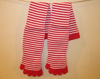 Striped long Socks for Woman