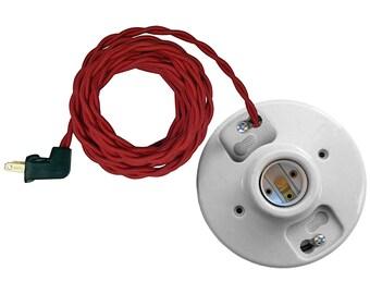 RENOVATOR LAMP w/ ceramic socket
