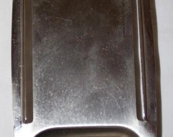 Metal stainless steel toast rack