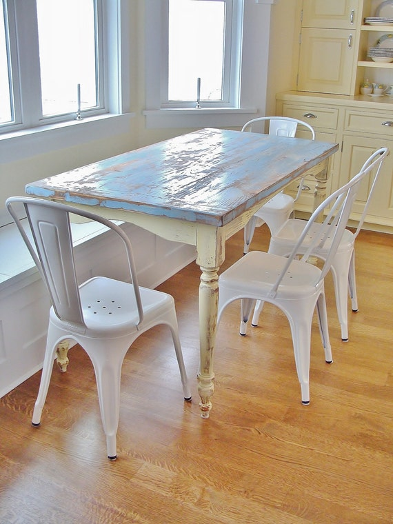 ... $2,000.00 Weathered Farm Table