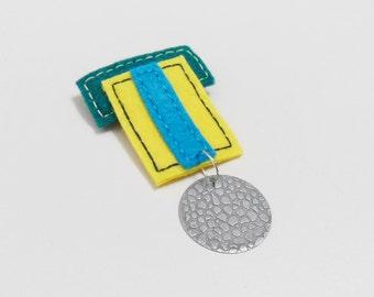 Fake medal decoration