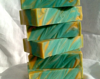 Custom 2lb Vegan & Palm Oil Free Soap Loaf