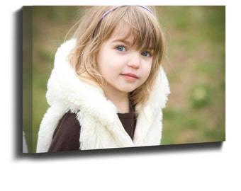 Personalised Canvas Print Your Photo Image Printed on Box Framed Canvas Ready To Hang