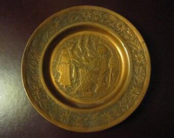 Small Persian Plate