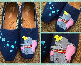 Made to order Dumbo Toms