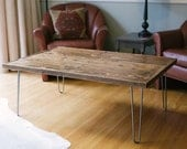 Pallet Hairpin Coffee Table