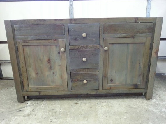 Items similar to reclaimed 19th century barn wood for 24 reclaimed wood vanity