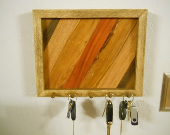 Wood Key Rack - KYR001