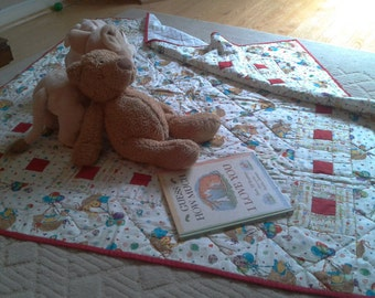 Childs Floor play Quilt