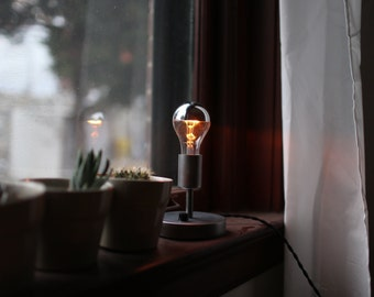 Cozy Light | Steel Table Light - Switched