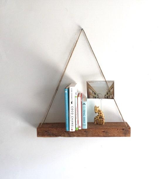 tag re suspendue la main d cor rustique d cor plage bois. Black Bedroom Furniture Sets. Home Design Ideas