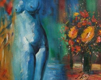Pretty as Flower-Pen King -A751