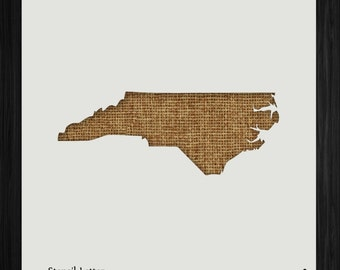 North Carolina State 1199, DIY Plastic Stencil Acrylic Mylar Reusable