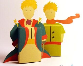Little Prince fridge magnet emotibox, Funny greeting card, anniversary card, birthday card, little prince card, wedding card, valentine card
