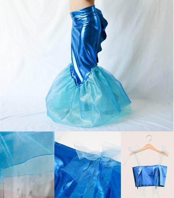 costume queue de sir ne avec top queue pour par atelierspatz. Black Bedroom Furniture Sets. Home Design Ideas