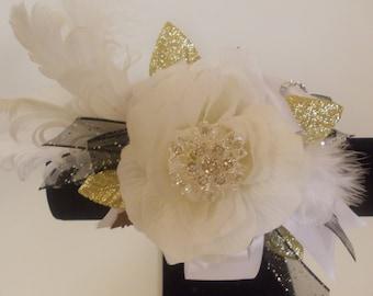 Silk Wristlet.......It's Prom Season, Bring On The Bling!!!