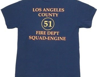 Emergency! TV Show 51 T-Shirt
