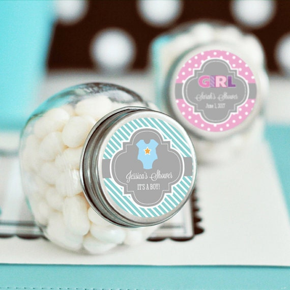 baby shower jars personalized baby shower favor jar, Baby shower invitation