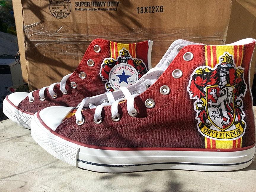 Harry Potter Shoes Converse