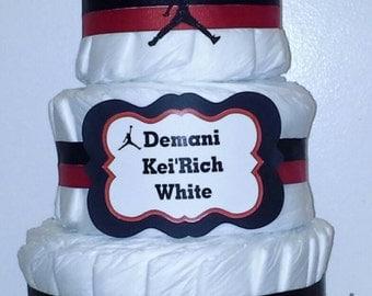 DIY Diaper Cake Cutouts