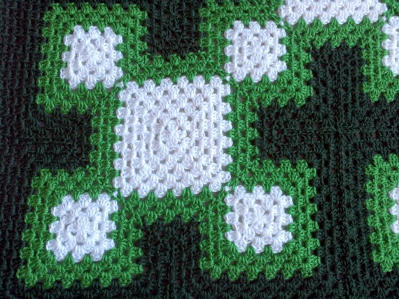 Crochet blanket pattern pdf feeling cross granny