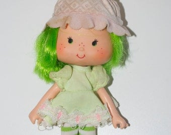 Lime Chiffon Strawberry Shortcake Doll 1979 American Greetings